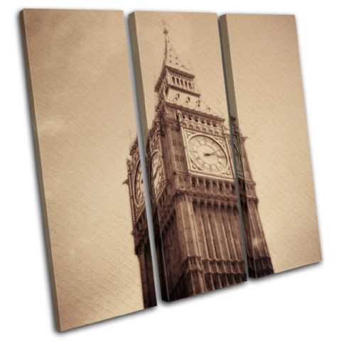 Big Ben London City Architecture - 13-1346(00B)-TR11-LO